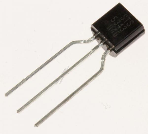 KSC945 Tranzystor TO-92 (NPN) 60V 0.15A 300MHz,0