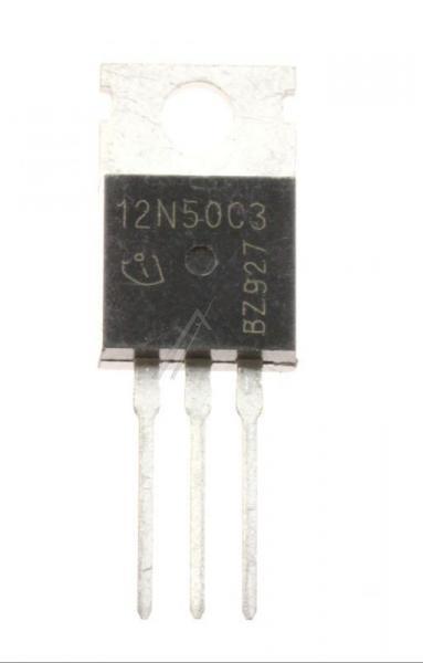 12N50C3 Tranzystor TO220 (N-CHANNEL) 560V 11.6A 11.6MHz,0