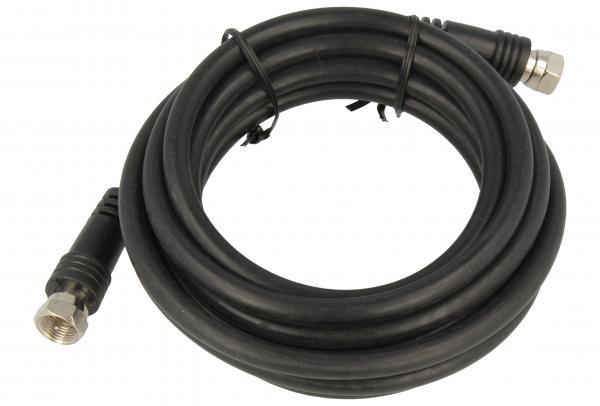 Kabel antenowy Złącze F 2.5m (wtyk/wtyk) standard,0