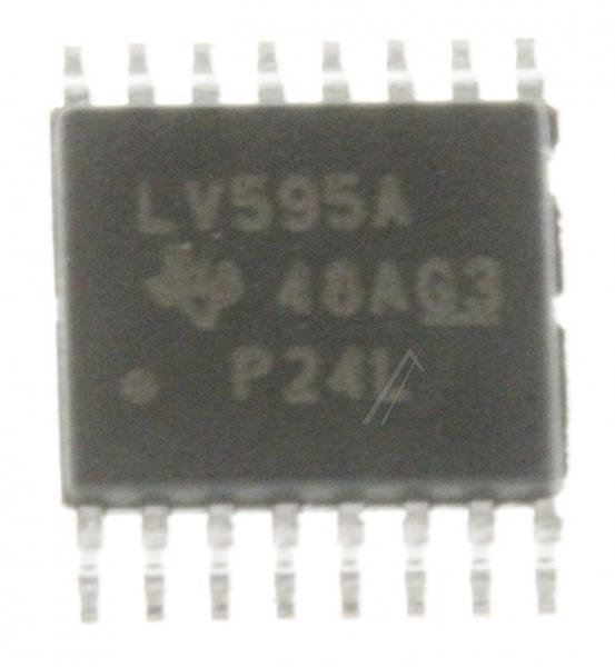 TI SN74LV595APWR SHIFT REGISTER, SMD TYP:SN74LV595APWR,0
