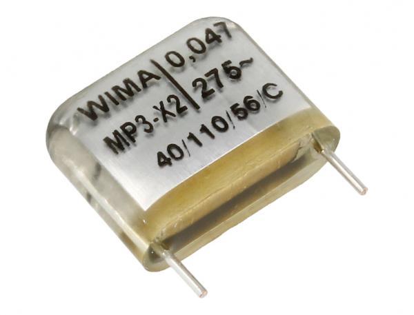 Filtr przeciwzakłóceniowy 0,047UF275V,0