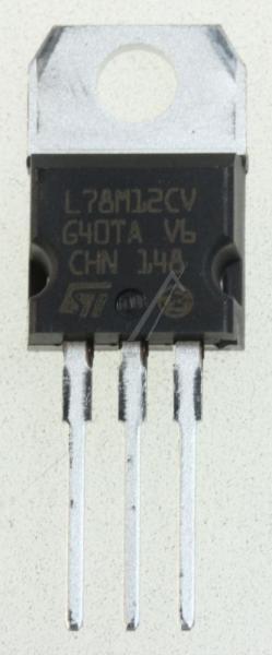 L78M12CV SPANNUNGSREGLER +12V 0.5A, 7812, TO-220 STMICROELECTRONICS,0