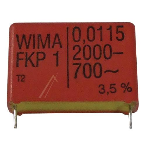 0.0115uF   2000V Kondensator impulsowy GRUNDIG,0
