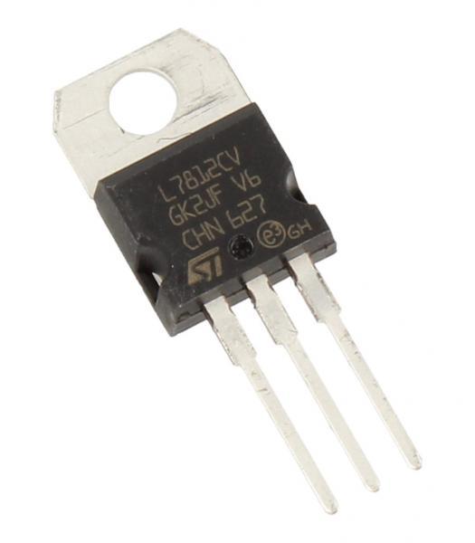 L7812CV ic +12v,7812,to220-3 STMICROELECTRONICS,0