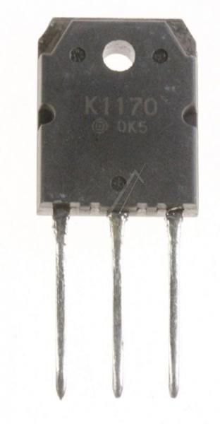 2SK1170 Tranzystor TO-3P (n-channel) 500V 20A 8MHz,0