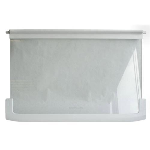 Szyba | Półka szklana kompletna do lodówki 45X9105,0