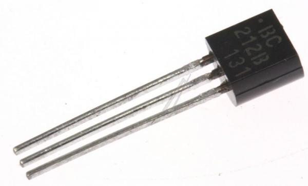 BC212 Tranzystor TO-92 (pnp) 50V 100mA 280MHz,0