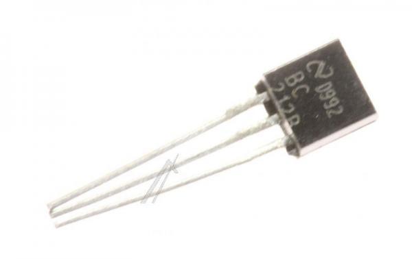 BC212B Tranzystor TO-92 (pnp) 50V 100mA 280MHz,0