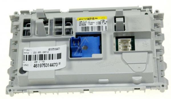 Moduł elektroniczny skonfigurowany do pralki 480111103569,0