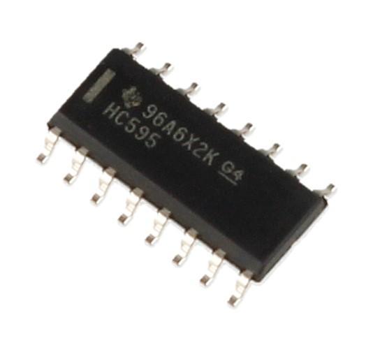 HC595 Układ scalony IC,0
