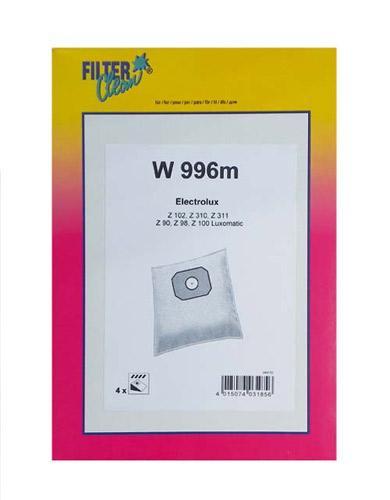 Worek do odkurzacza W996M 4szt. FL0828K,0