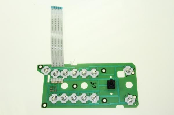 Klawiatura membranowa panelu sterowania do mikrofalówki DE9600772A,0
