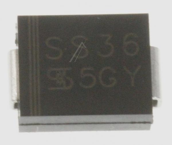 SS36 Dioda Schottkiego SS36 60V   3A,0