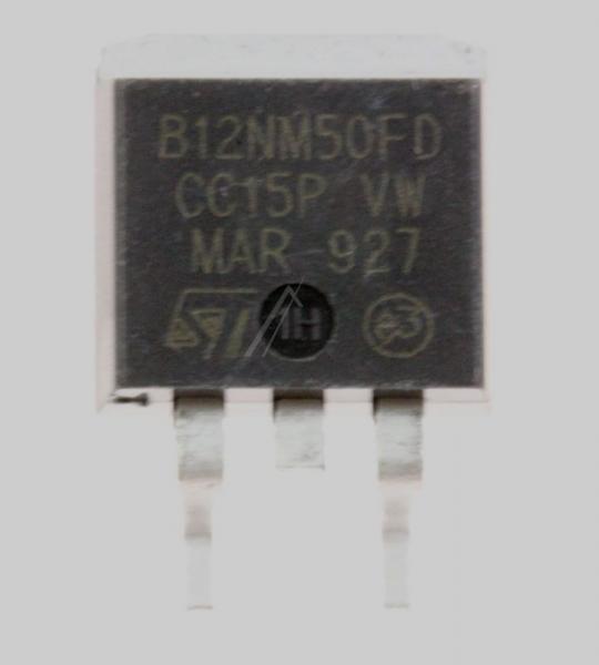 STB12NM50N Tranzystor MOS-FET D2Pak (n-channel) 550V 11A 66MHz,0