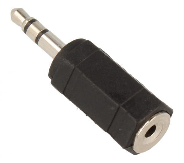 Adapter Jack 2,5mm stereo - Jack 3,5mm stereo (gniazdo/ wtyk) standard,1