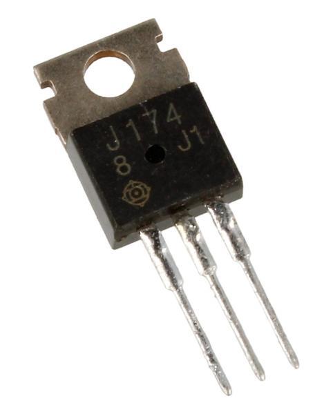 2SJ174 Tranzystor TO-220 (p-channel) 60V 20A 8MHz,0