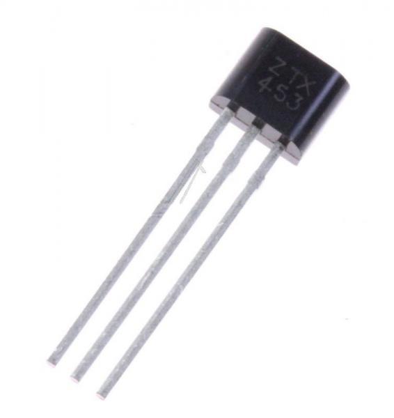 ZTX453 ZTX453 Tranzystor E-line (npn) 100V 1A 150MHz,0