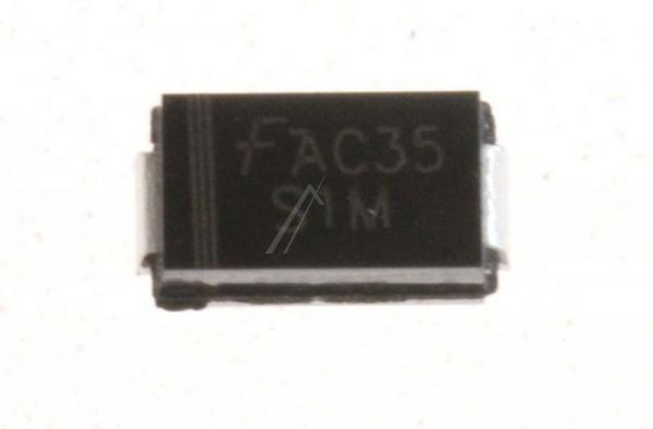 1000V1A  Dioda S1M  SMD,0