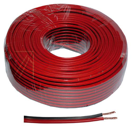 Kabel 100m głośnikowy 2.5mm x2,0