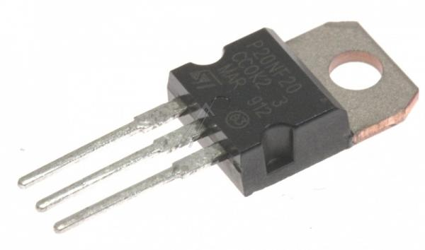 STP20NF20 Tranzystor MOS-FET TO-220 (n-channel) 200V 18A 33MHz,0