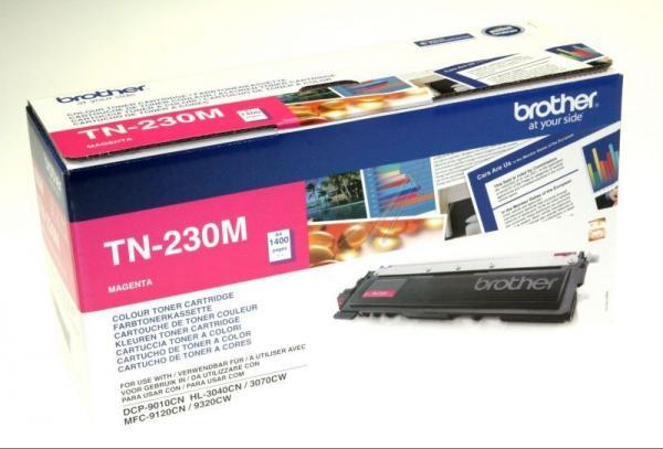 Tusz magenta do drukarki  TN230M,1