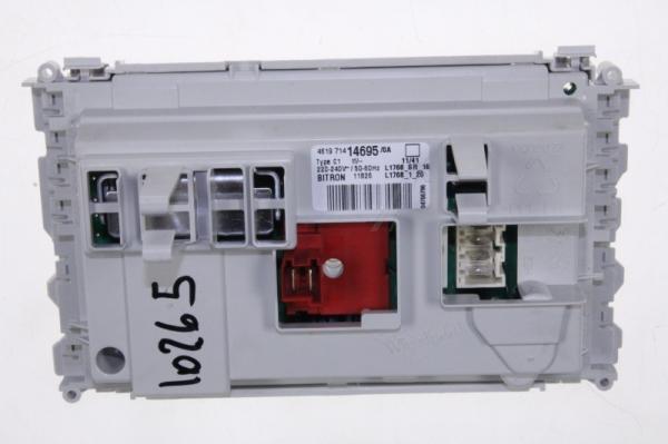 Moduł elektroniczny skonfigurowany do pralki 480111103045,0