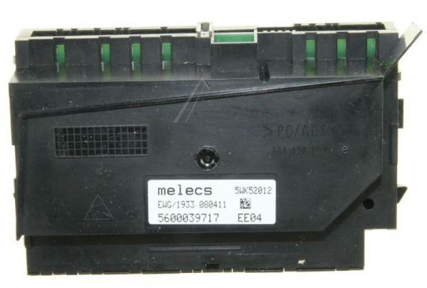 Programator   Moduł sterujący (w obudowie) skonfigurowany do zmywarki 00264882,0