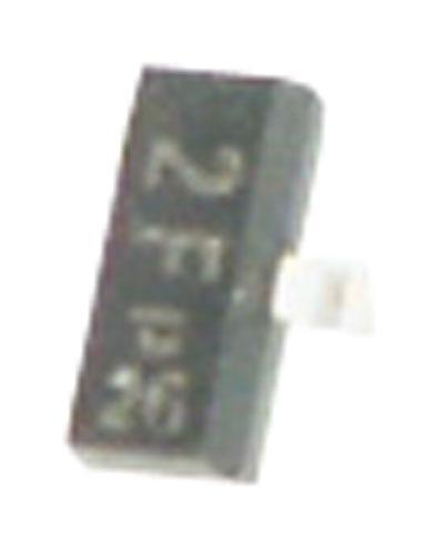 BC850B Tranzystor SOT-23 (npn) 45V 100mA 100MHz,0