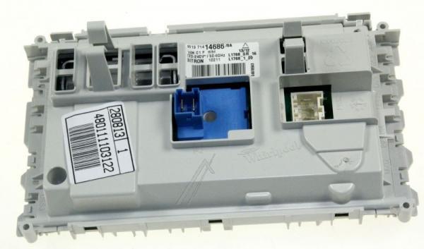 Moduł elektroniczny skonfigurowany do pralki 480111103122,0