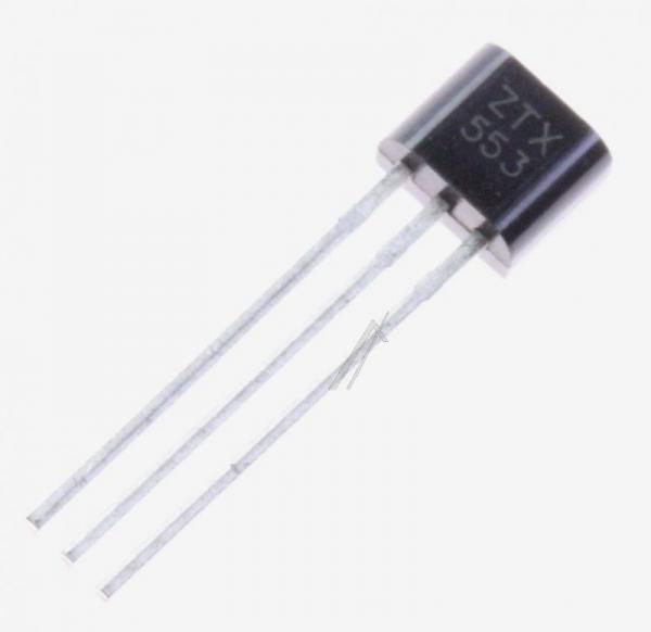 ZTX553 Tranzystor E-line (pnp) 100V 1A 150MHz,0