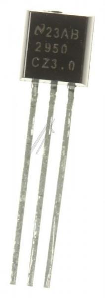 LP2950CZ30NOPB stabilizator  reg ldo +3.0v,2950,to92-3 TEXAS-INSTRUMENTS,0