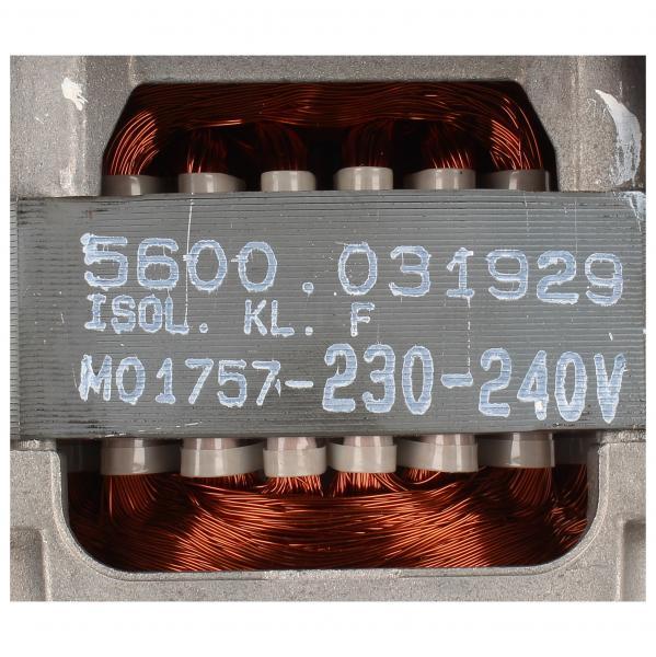 Silnik pompy myjącej (bez turbiny) do zmywarki Siemens 00267773,5