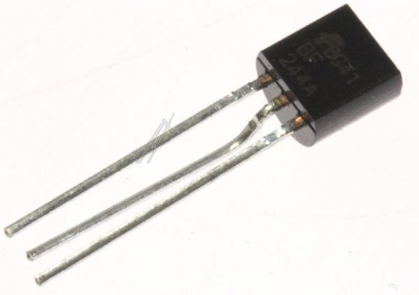 BF244A Tranzystor TO-92 (n-channel) 30V 0.05A 700MHz,0