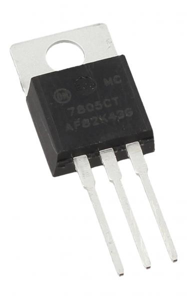 MC7805CTG Stabilizator +5V 1A, 7805, TO220 ON SEMICONDUCTOR,0