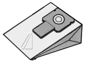 Worek do odkurzacza Electrolux 10szt. 9090102196,0
