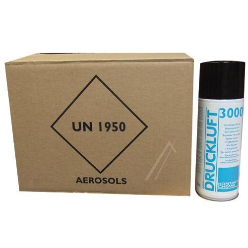 Sprężone powietrze DRUCKLUFT-3000 Kontakt Chemie 3000 12szt. 400ml,0