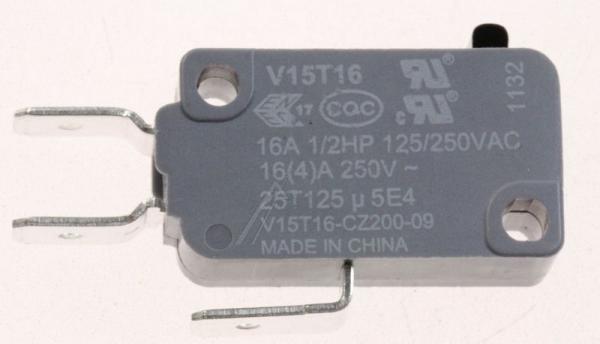 Mikroprzełącznik do mikrofalówki 480120101578,0