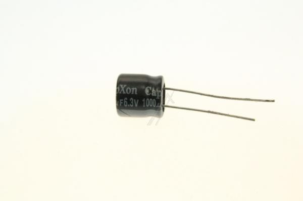 1000uF | 6.3V Kondensator elektrolityczny 105°C 30062975 9mm/10mm,0