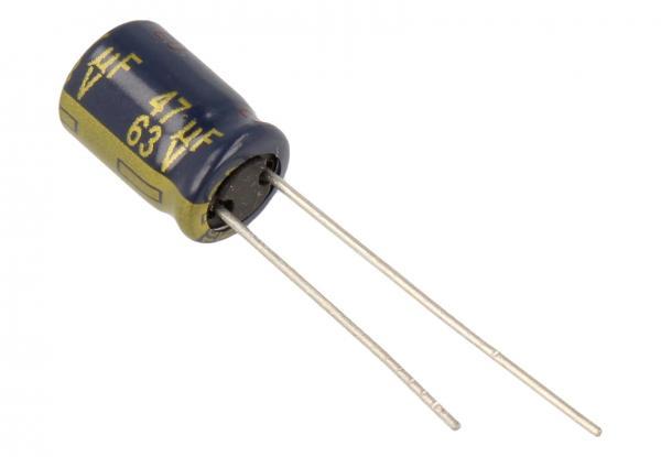 470uF   16V Kondensator elektrolityczny 105C 30064069 12.5mm/10mm,0