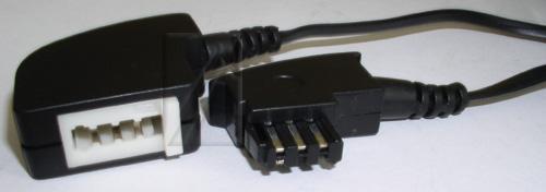 Kabel TAE 15m (wtyk/ gniazdo),0