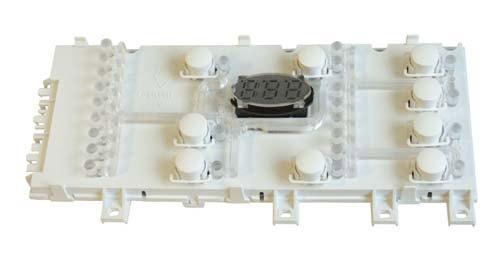 Moduł obsługi panelu sterowania do pralki 1100991072,3