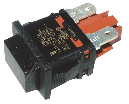 włącznik sieciowy (13x20) 4,8mm agd,0