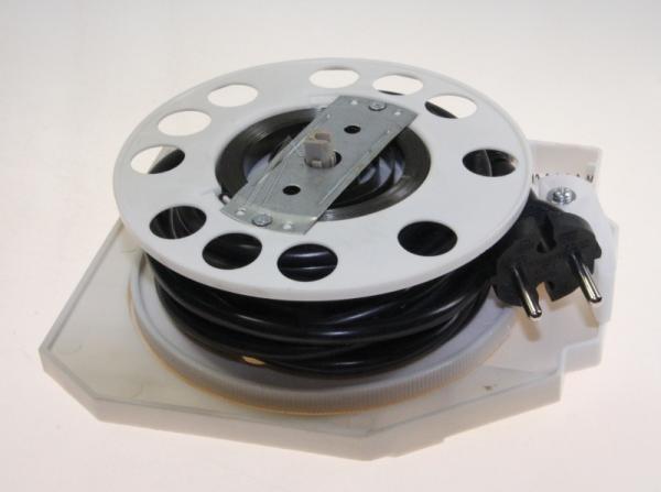 Rolka   Zwijacz kabla z wtyczką do odkurzacza 4055073714,0