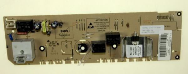 Moduł elektroniczny bez oprogramowania pralki 20637421,0