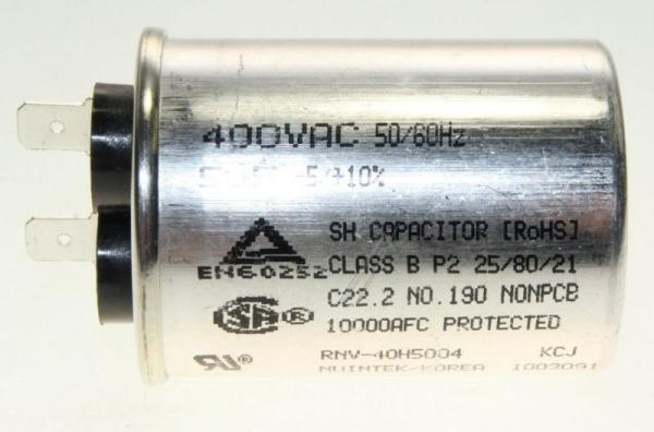 Kondensator sprężarki do lodówki 2501001186,0