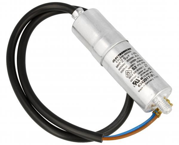 Kondensator sprężarki do lodówki Liebherr 634201700,0