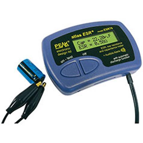 Miernik   Tester kondensatorów,0