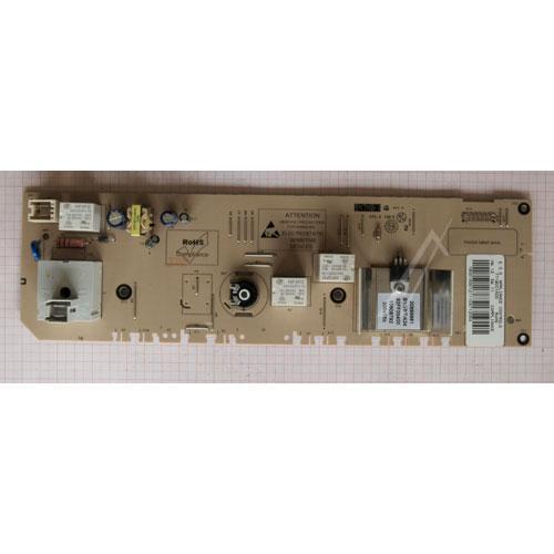 Moduł elektroniczny bez oprogramowania pralki 20699661,0