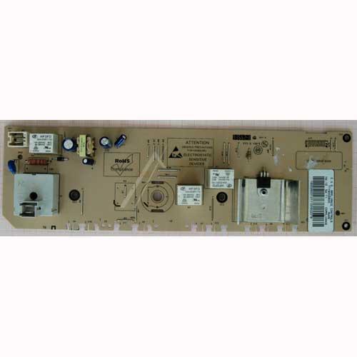 Moduł elektroniczny skonfigurowany do pralki 20703552,0