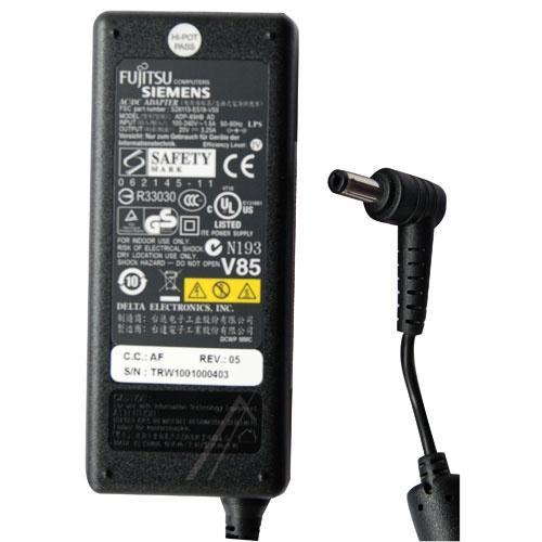 Ładowarka | Zasilacz 20V/3.25A/65W do laptopa Fujitsu UWL76G01F65F5A,0